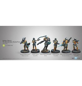 Corvus Belli Imperial Service (Yu Jing Sectorial Starter Pack)