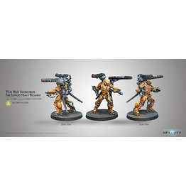 Corvus Belli Yan Huo Invincibles (2 Missile Launchers)