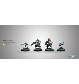 Corvus Belli Japanese Sectorial Army Support Pack