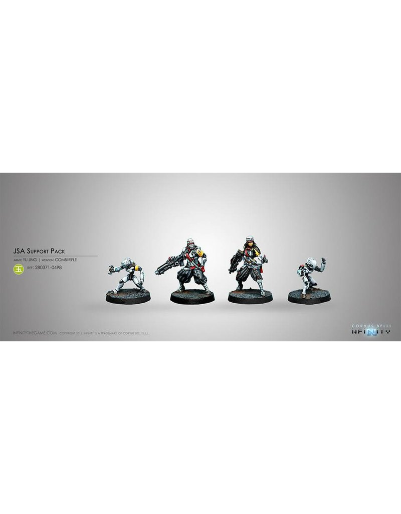 Corvus Belli Yu Jing Japanese Sectorial Army Support Pack Box Set