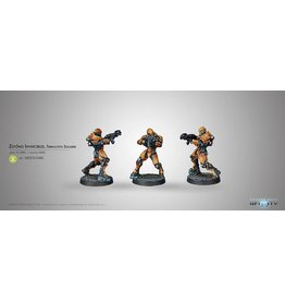Corvus Belli Zuyong Invincibles, Terracotta Soldiers (HMG)