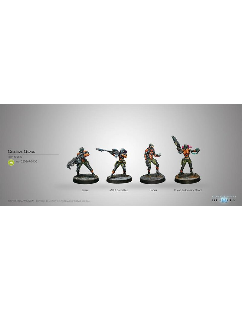 Corvus Belli Yu Jing Celestial Guard Box Set