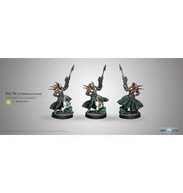 Corvus Belli Sun Tze v2 (Marksman Leader)