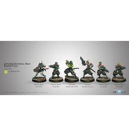 Corvus Belli Japanese Sectorial Army (Starter Box Set)