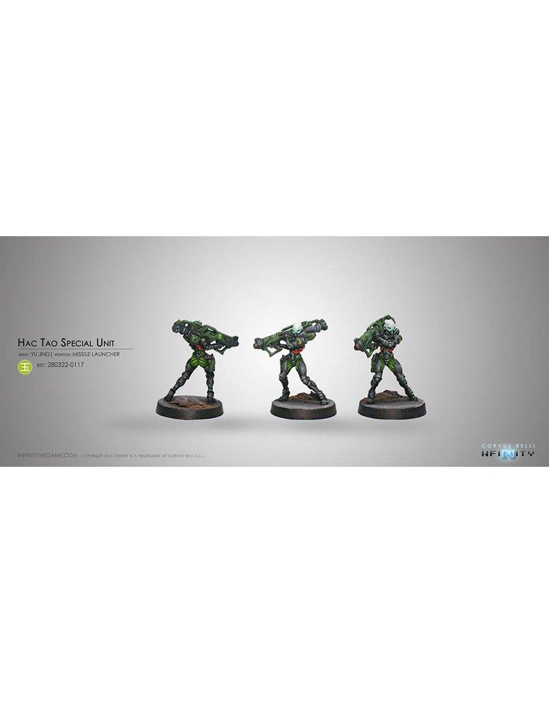 Corvus Belli Yu Jing Hac Tao (ML) Blister Pack