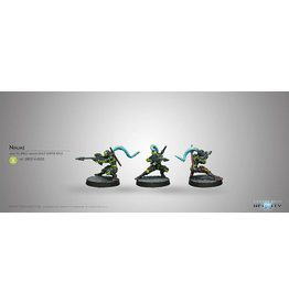 Corvus Belli Ninja (Sniper)