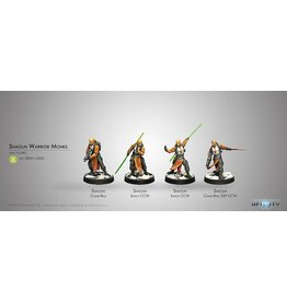 Corvus Belli Shaolin Warrior Monks