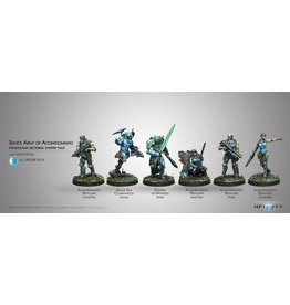 Corvus Belli Acontecimento Shock Army (Sectorial Pack)