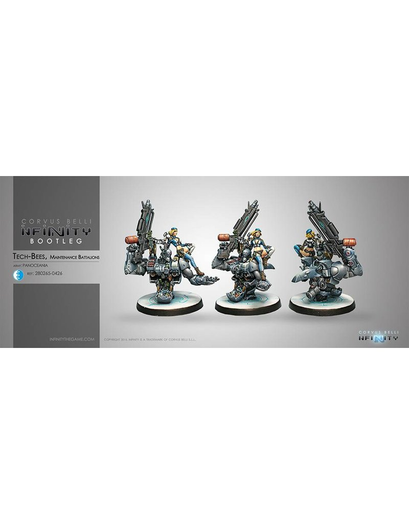 Corvus Belli Panoceania Tech-Bees Box Set