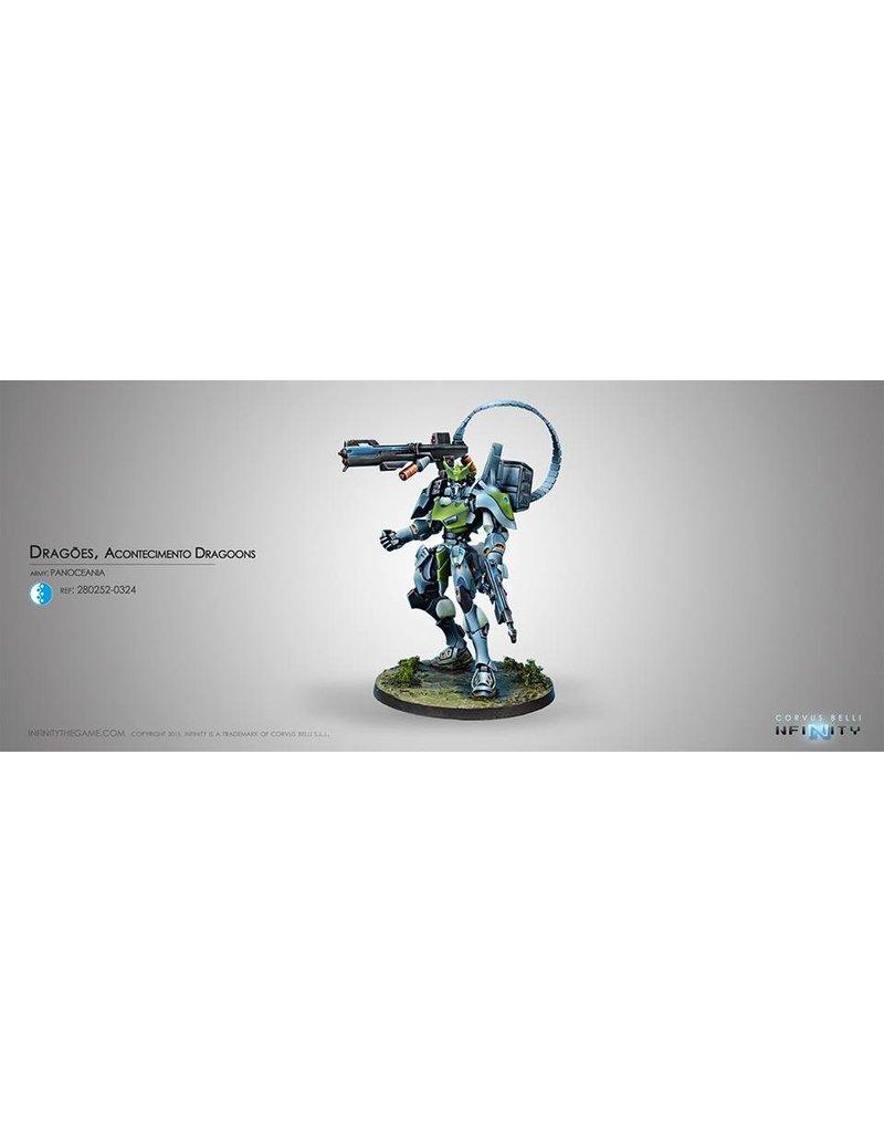 Corvus Belli Panoceania Dragoes, Acontecimento Dragoons Box Set