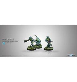 Corvus Belli Guarda de Assalto (Spitfire/MULTI Rifle, Auxbot)