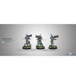 Corvus Belli Teutonic Knights (Spitfire)