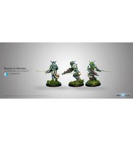 Corvus Belli Knights of Montesa (Combi Rifle+Light GL)