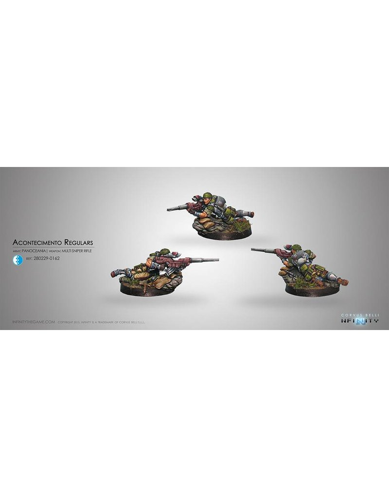 Corvus Belli Acontecimento Regulars (Sniper)