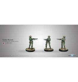 Corvus Belli Foxtrot Rangers (Boarding Shotgun)