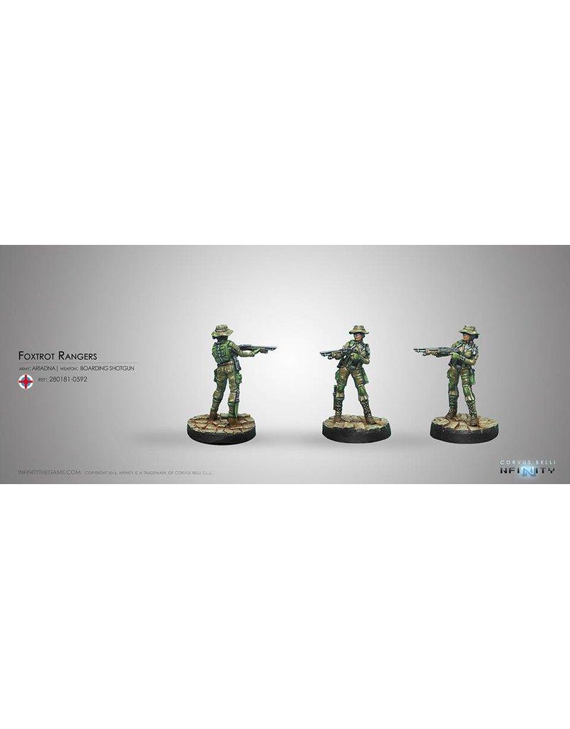 Corvus Belli Ariadna Foxtrot Rangers (Boarding Shotgun) Blister Pack