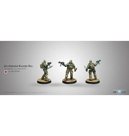 Corvus Belli 6th Airborne Rangers Reg. (Submachine gun)