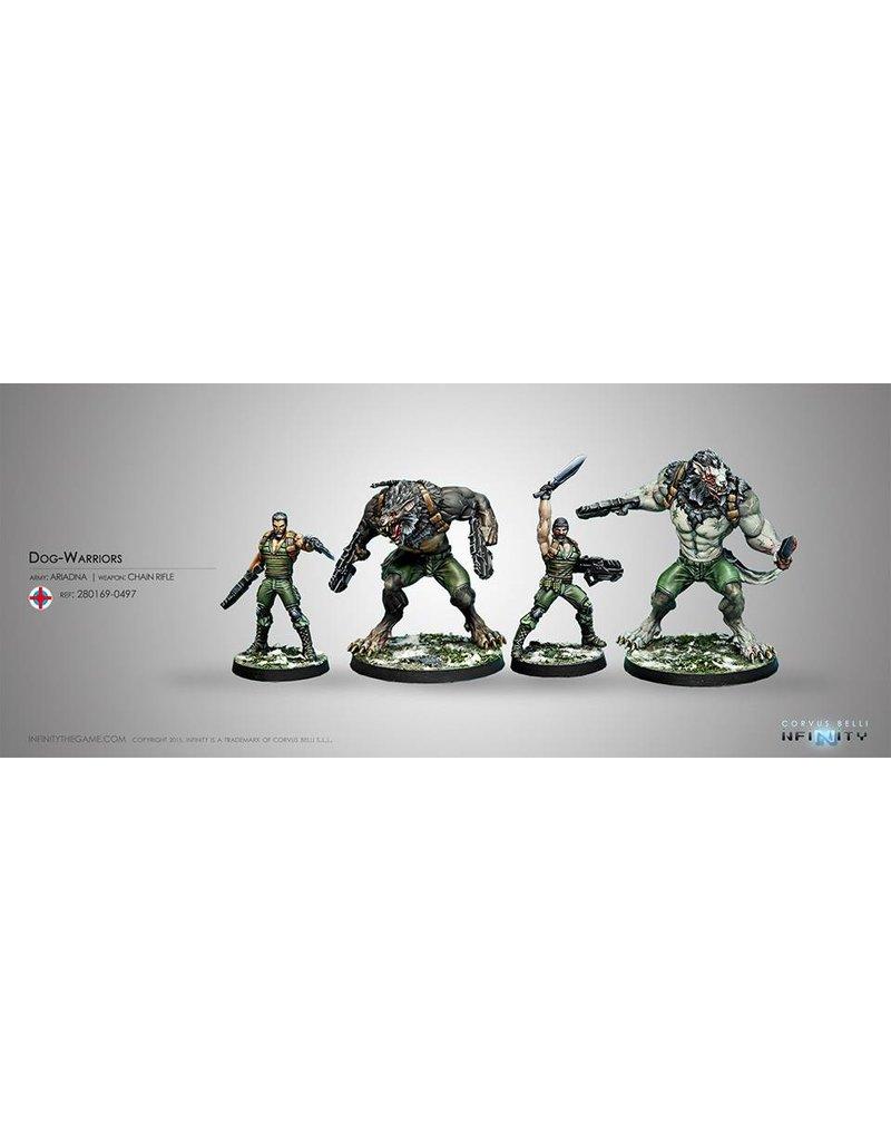 Corvus Belli Ariadna Dog-Warriors Box Set
