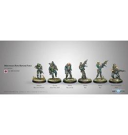 Corvus Belli Force de Réponse Rapide Merovingienne (Ariadna Sectorial Starter Pack)