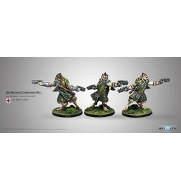 Corvus Belli Cameronians (Chain Rifle, AP CCW)