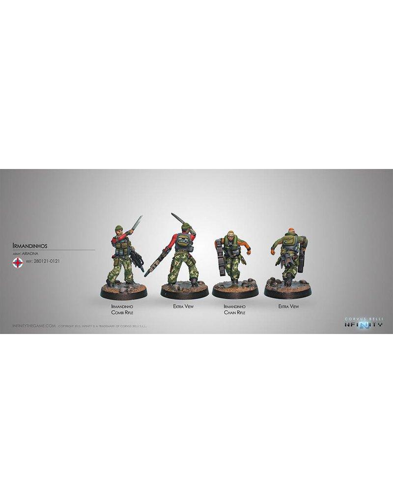 Corvus Belli Ariadna Irmandinhos (Chain Rifle, Rifle) Blister Pack