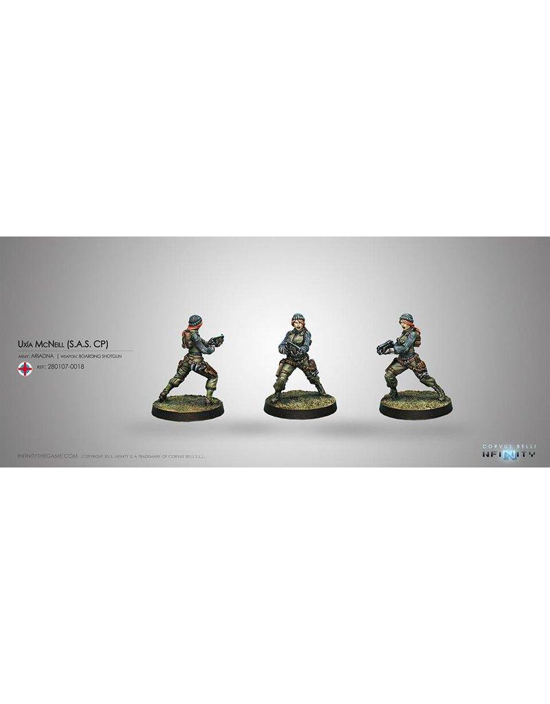 Corvus Belli Ariadna Uxia McNeill (Boarding Shotgun) Blister Pack
