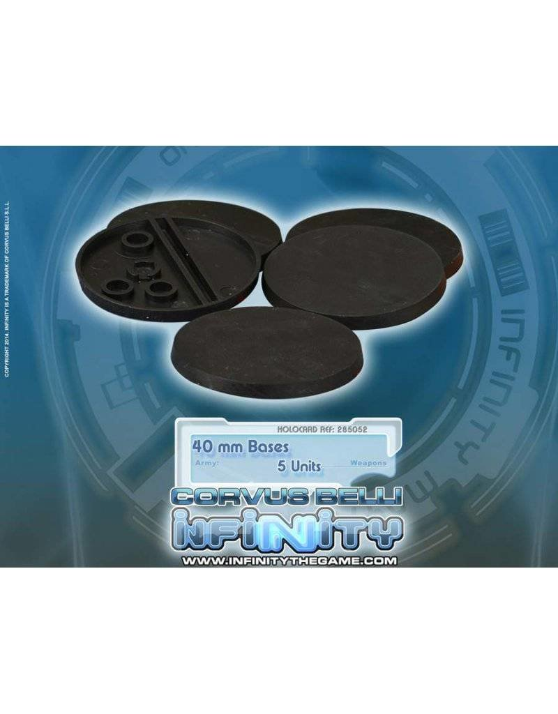 Corvus Belli Infinity 40mm Bases