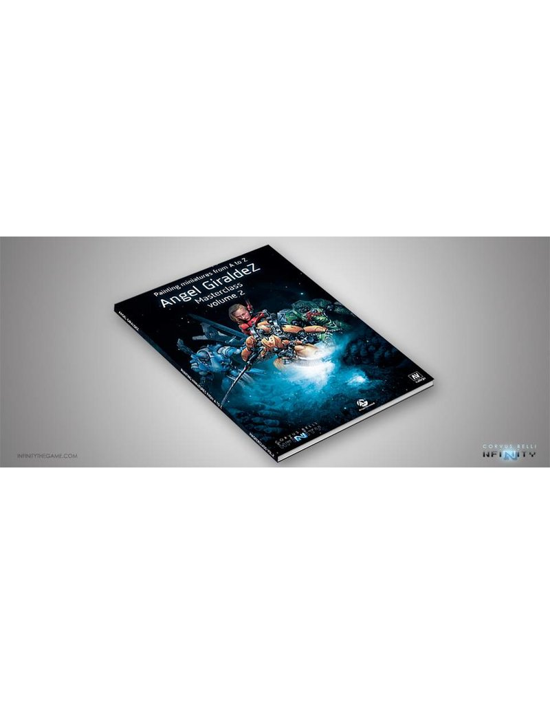 Corvus Belli Angel Giraldez Masterclass Volume 2
