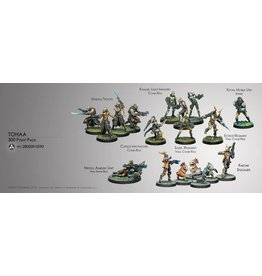 Corvus Belli Tohaa 300pts Pack