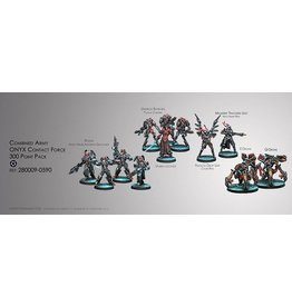 Corvus Belli Combined Army Onyx Contact Force 300 Pts