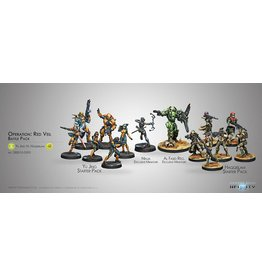 Corvus Belli Operation: Red Veil