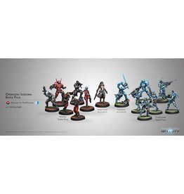 Corvus Belli Operation: Icestorm (2 players introductory Battle Pack)