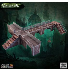 Plastcraft Sewers Walkway Set - ColorED