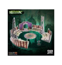 Plastcraft Dark-Carnival Big Top Stage (pre-painted)