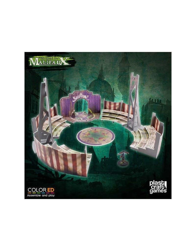 Plastcraft Dark-Carnival Big Top Stage (pre-painted)