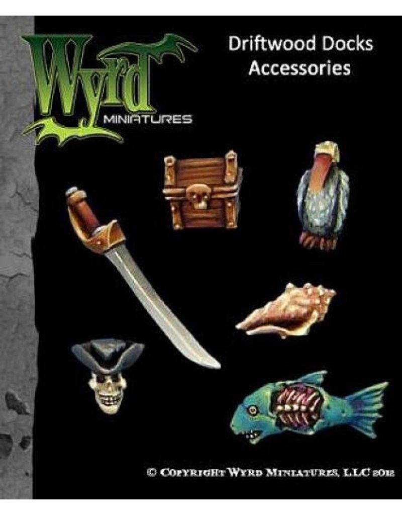 Wyrd Driftwood Docks Base Accessories