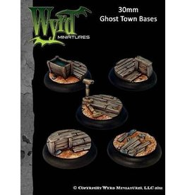 Wyrd Ghost Town 30mm (5)