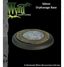 Wyrd Orphanage Bases 50mm