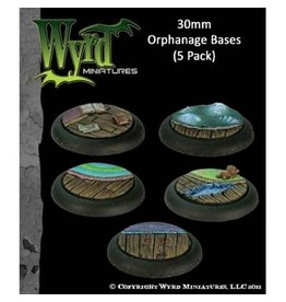 Wyrd Orphanage Bases 30mm (5)