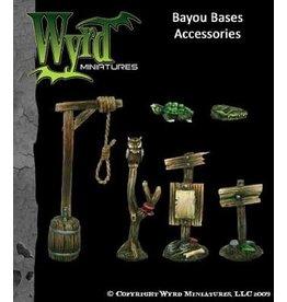 Wyrd Bayou Accessories