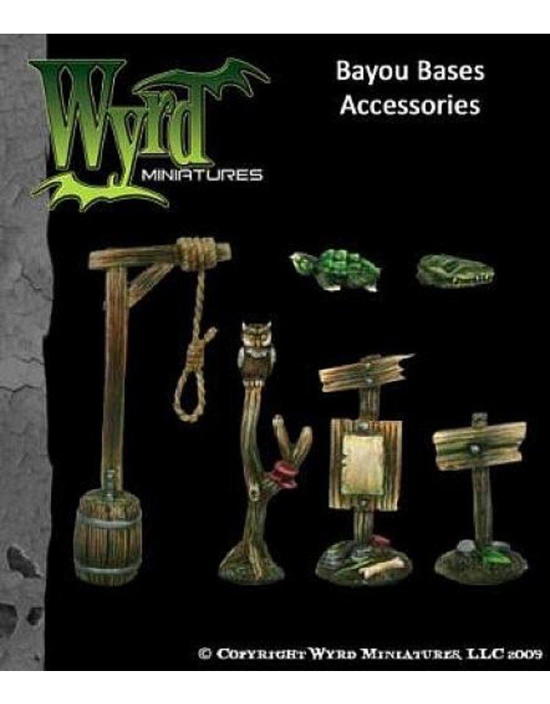 Wyrd Bayou Bases - Accessories