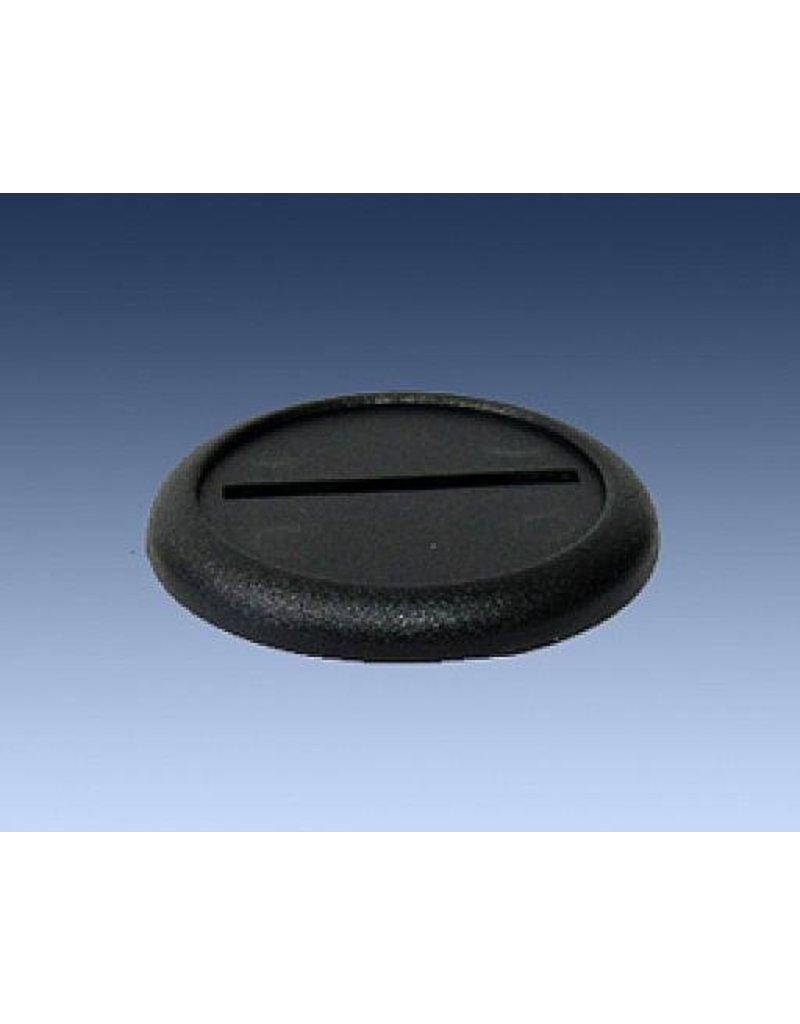 Wyrd Plastic Bases - 40mm (5)