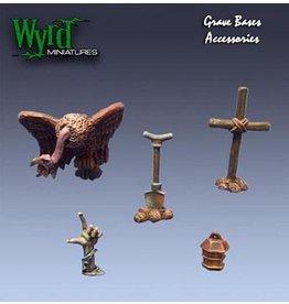Wyrd Graveyard Bases - Accessories