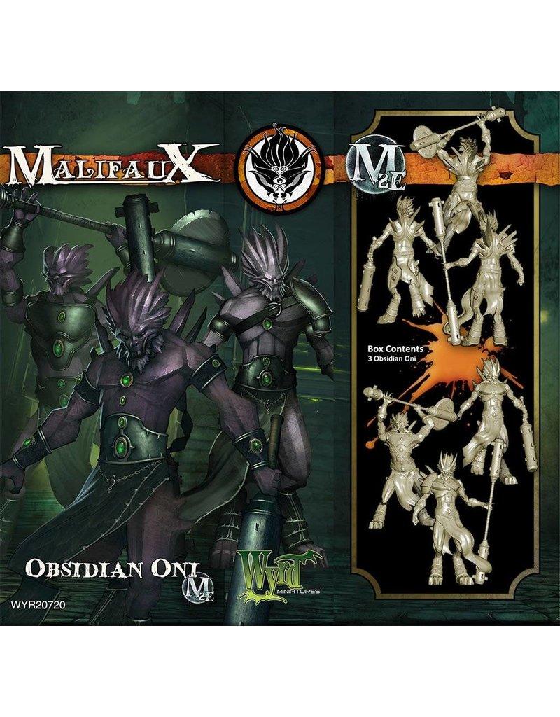 Wyrd Ten Thunders Obsidian Oni Box Set
