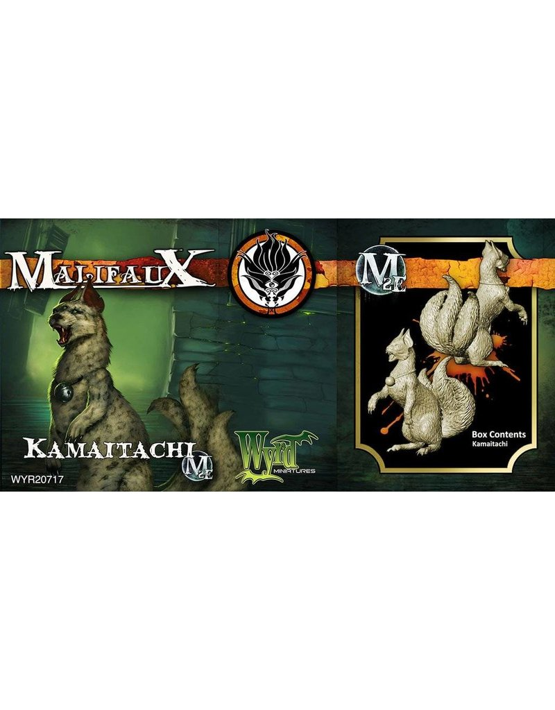 Wyrd Ten Thunders Kamaitachi Box Set