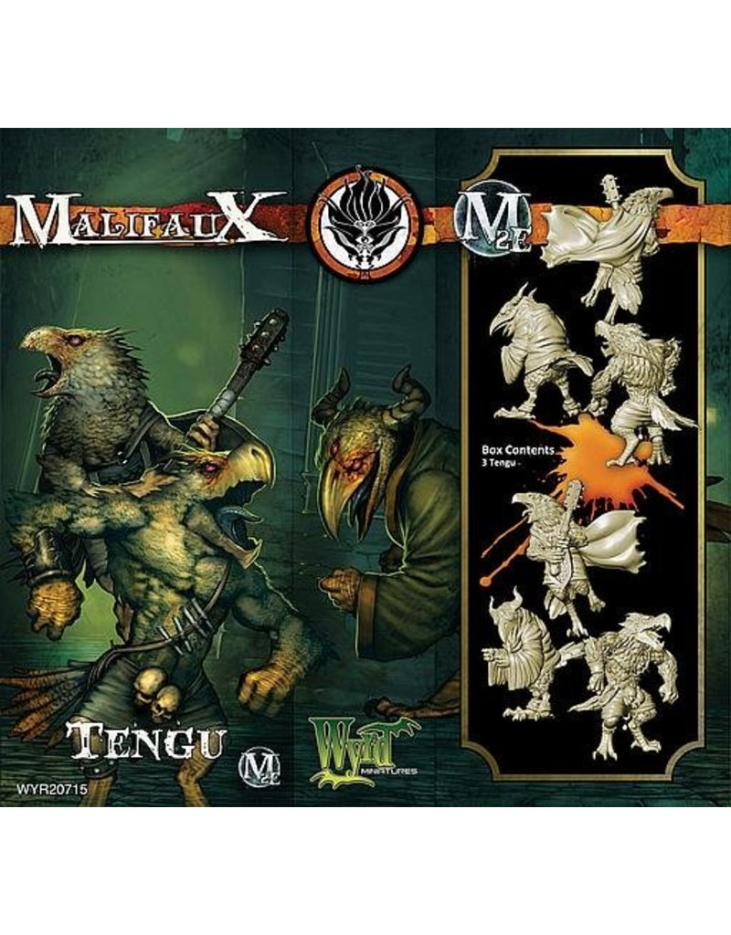 Wyrd Ten Thunders Tengu  Box Set
