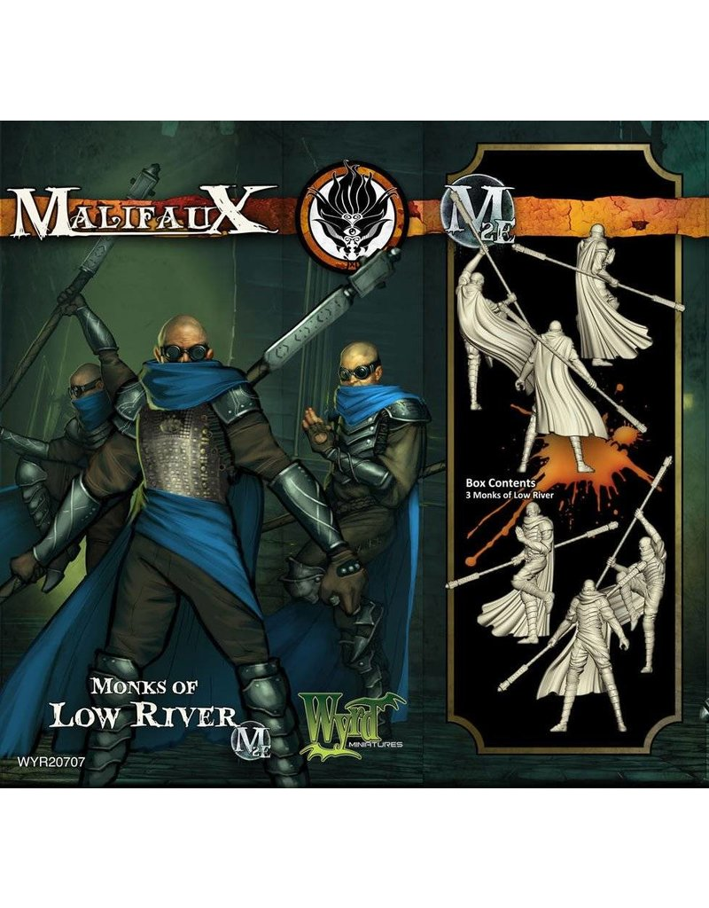 Wyrd Ten Thunders Monks of Low River Box Set