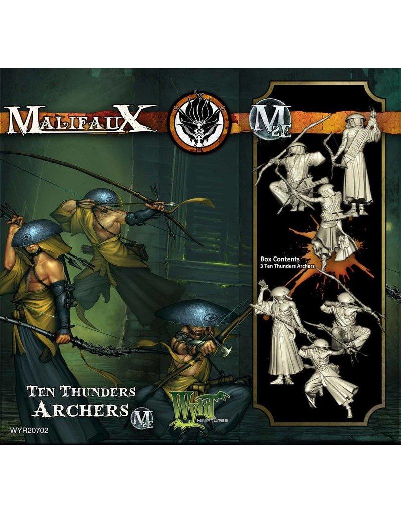 Wyrd Ten Thunders Archers Box Set