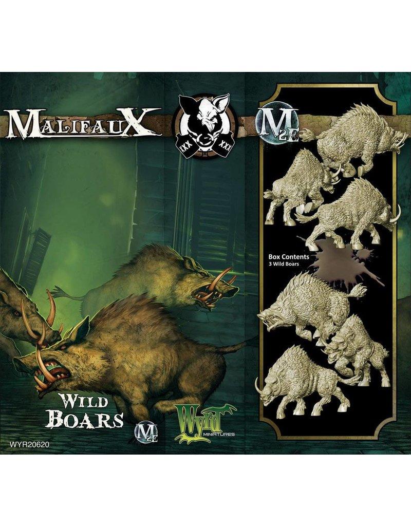 Wyrd Gremlins Wild Boars Box Set