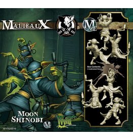 Wyrd Moon shinobi